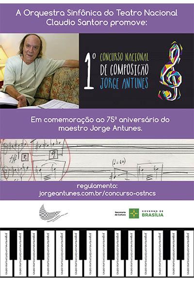 Concerto de estreia das obras vencedoras