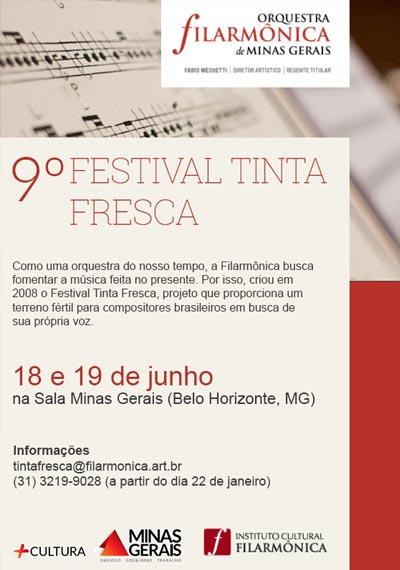 """Júri de Seleção do concurso nacional de composição musical intitulado """"Tinta Fresca""""."""